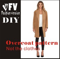 Одежда DIY Пальто Шитье шаблон пальто шитье шаблон резка рисунок BFY-46