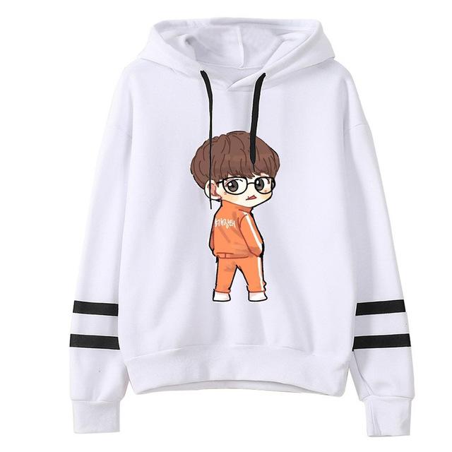 """BTS """"kawaii"""" hoodies sweaters"""