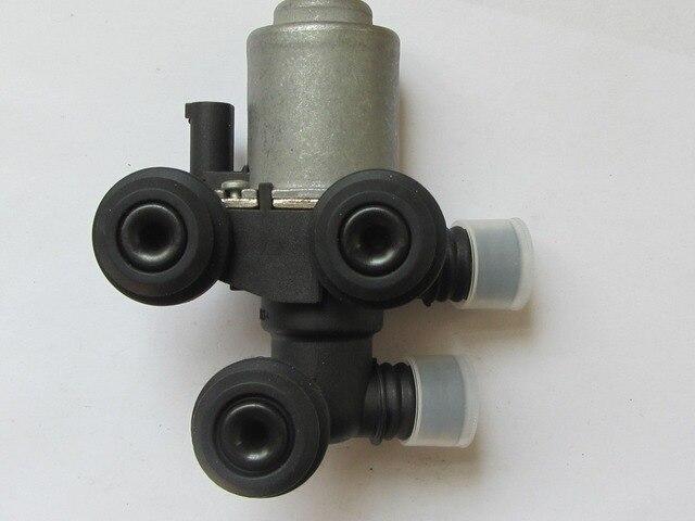 free shipping Heater Control Water Valve for B MW E46 E39 E52 E83 OEM 64118369805 1147412144