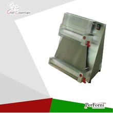 PFML-DR1V stainless steel pizza dough roller machine pizza sheeter dividing machine pastry cutter