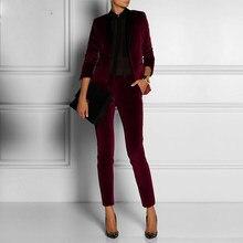 426d5fdaf99e9 Popular Red Velvet Tuxedo Blazer-Buy Cheap Red Velvet Tuxedo Blazer ...
