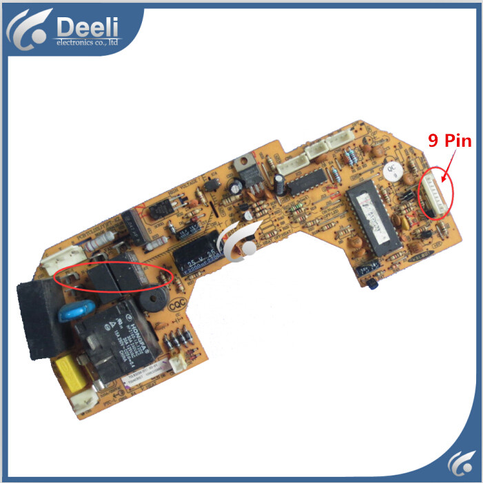95% new good working Original for air conditioning Computer board KF-25-32GW-G PCB TCLDZ(JY)FT-KZ board original good working for tcl air conditioning computer board used circuit board tcl32ggft808 kz