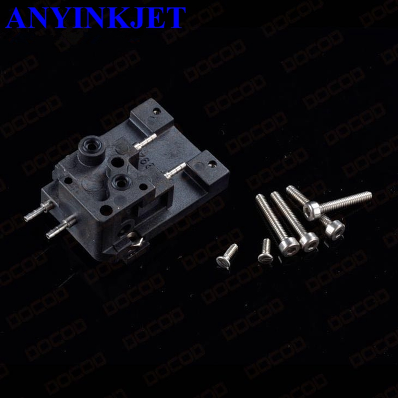 For Imaje printer head valve base holder EB28992 for Imaje 90 series printer for imaje printer g head drive for imaje resonator g head enm7242
