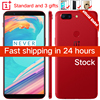 Stock Oneplus 5T 5 T 6GB 64GB Snapdragon 835 Octa Core Smartphone 6 01 20 0MP