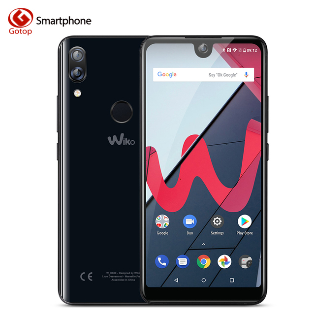 US $195 24 29% OFF|Wiko View 2 Pro Smartphone 6 0