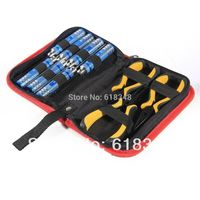 10 In 1 Bag RC Screwdriver Tool Kit Box Set Helicopter Car 450 500 Free Shipping