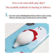 Panda Squishy Phone Case For iPhone