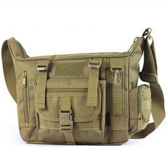 6372fd284239 Походная военная тактическая мужская сумка Acu СР армейский зеленый  камуфляж. Туризм Путешествия Спорт армейский вещевой