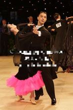 High Quality Ballroom Dance Competition Dresses Women Standard Ballroom Dress Waltz Tango Dance Wear Size L-3XL