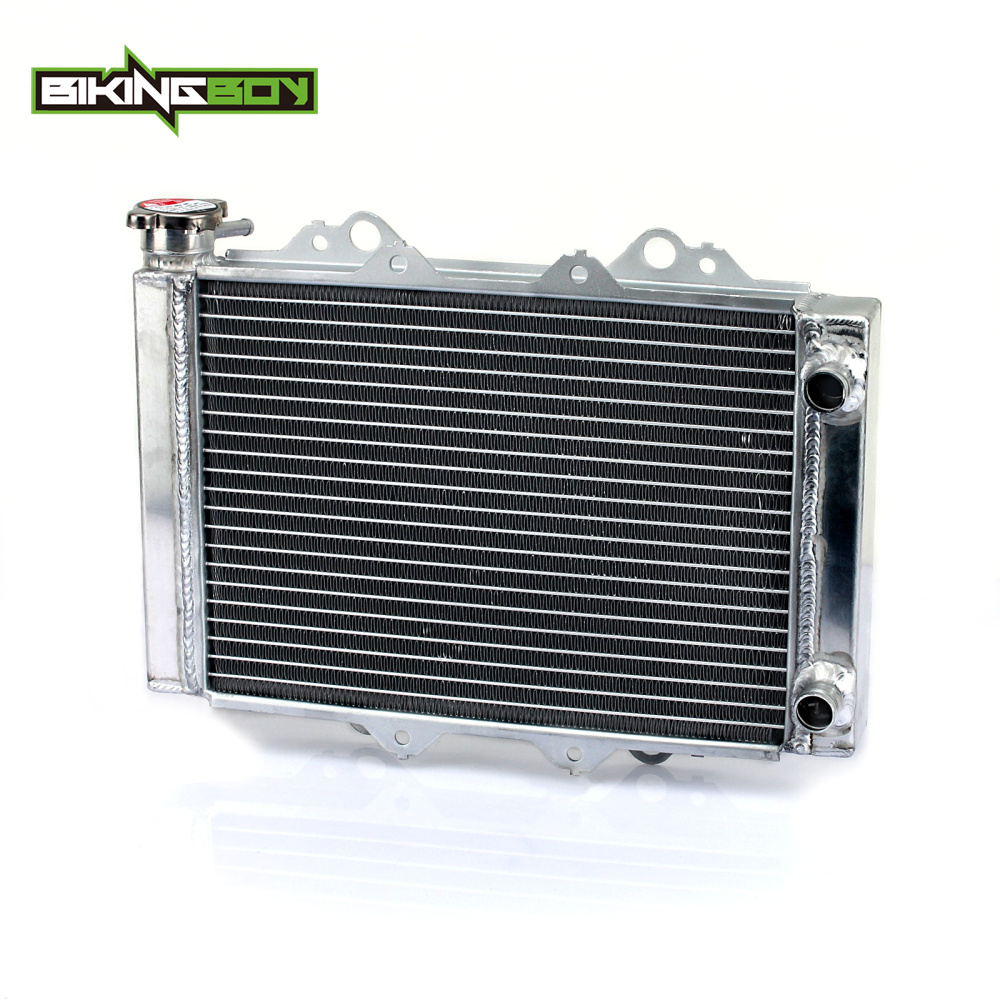 BIKINGBOY For Kawasaki KFX 450 R 2008 2009 2010 2011 2012 2013 2014 ATV Aluminum Core