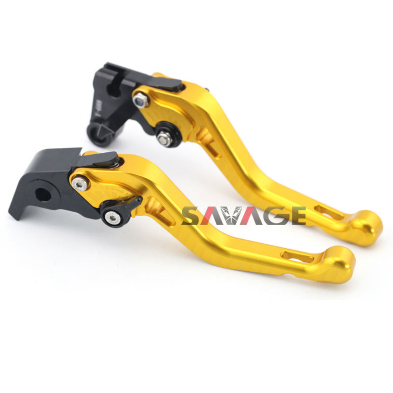 For YAMAHA YZF R6 2004 2005 2006 2007 2008/YZF R6 2005-2016 Motorcycle CNC Short Brake Clutch Levers Accessories with logo yzf r1 black titanium adjustable folding motorcycle brake clutch levers for yamaha yzf r1 2004 2005 2006 2007 2008