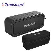 100% Оригинальный портативный Bluetooth-динамик Tronsmart Element Force TWS NFC, 40 Вт, 15 часов работы, уличный портативный мини-динамик