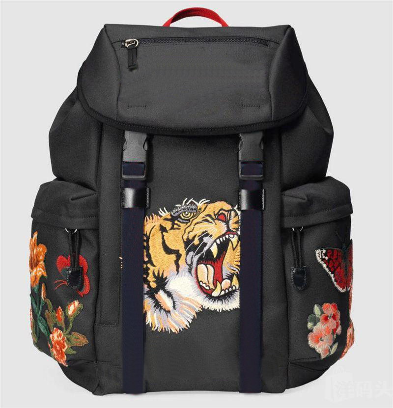 Brand Custom Backpack 2019 New Unisex Canvas Nylon Handmade Embroidery Tiger Butterfly Flower High Quality PackBrand Custom Backpack 2019 New Unisex Canvas Nylon Handmade Embroidery Tiger Butterfly Flower High Quality Pack