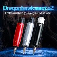 Профессиональные татуировки поворотные ручки татуировки постоянных пистолет Макияж для картриджа иглы татуировки студия поставки
