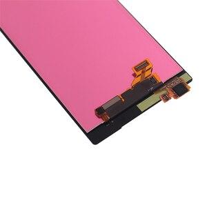 Image 5 - Exibição Original Para Sony Xperia Z5 LCD + montagem da tela de toque para Sony Xperia Z5 E6653 E6603 E6633 LCD móvel peças de reparo do telefone
