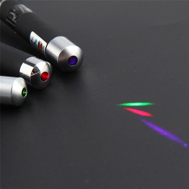 Laser Sight Pointer 5MW High Power Green Blue Red Dot Laser Light Pen Powerful Laser Meter 530Nm 405Nm 650Nm Green Laser Pen