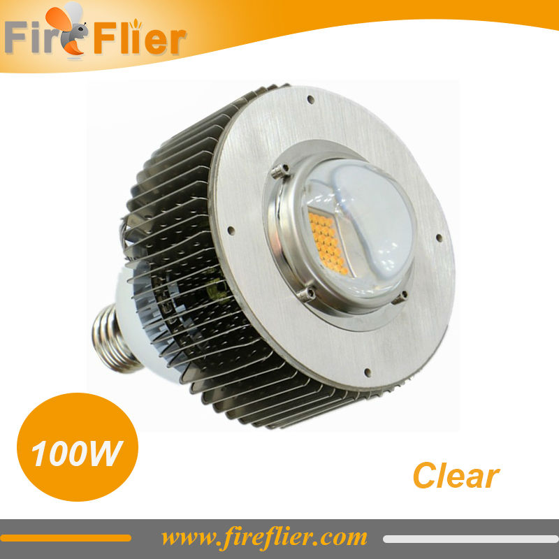 6pcs 100W e40 LED High bay light 150w 200w E27 low bay 300w industrial lighting bulb e39 led luminaire warehouse without cover