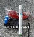 Супер Мощный синий лазерный указатель 450nm 40000 МВт/40 Вт ожог матч сигары резки бумаги пластик 5 капсул + очки + Зарядное Устройство + коробка подарка