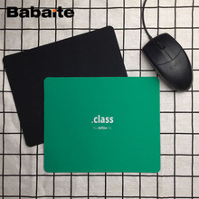Babaite  Programmer motivation Silicone Pad to Mouse Game Size for  25x29cm Gaming Mousepads