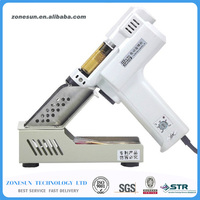 1Pcs S 993 Electric Vacuum Desoldering Pump Electric Absorb Gun Solder Sucker 220V MT 996 Upgrade