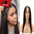 360 Lace Frontal Closure 8A Pre Plucked With Baby Hair Brazilain Virgin Hair Silk Straight Full Frontal Lace Closure