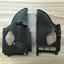 STARPAD For Scooter GY6 125 150 50 Blade radiator fan shroud cover up and down the