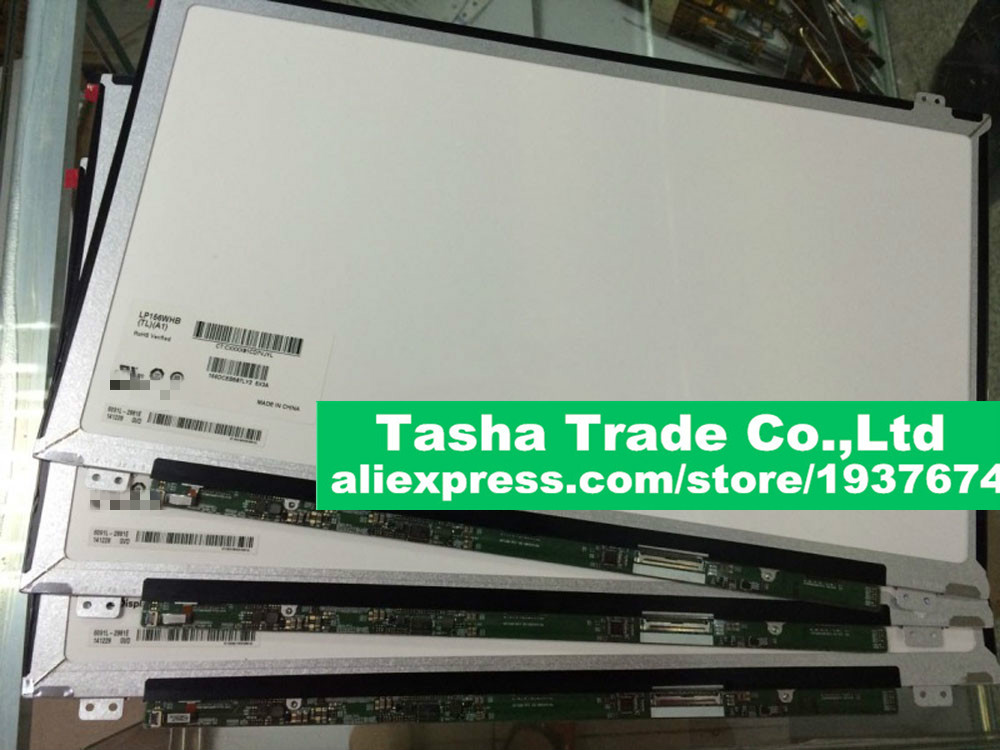 15.6'' Laptop Matrix lcd led screen glossy NT156WHM-N10 N156BGE-L31 N156BGE-L41 LP156WHB-TLA1 LTN156AT20 LTN156AT30 LTN156AT35 original new 15 6 inch b156xtn03 6 b156xtn07 0 nt156whm n12 n156bge e42 lp156whufor laptop hd screen