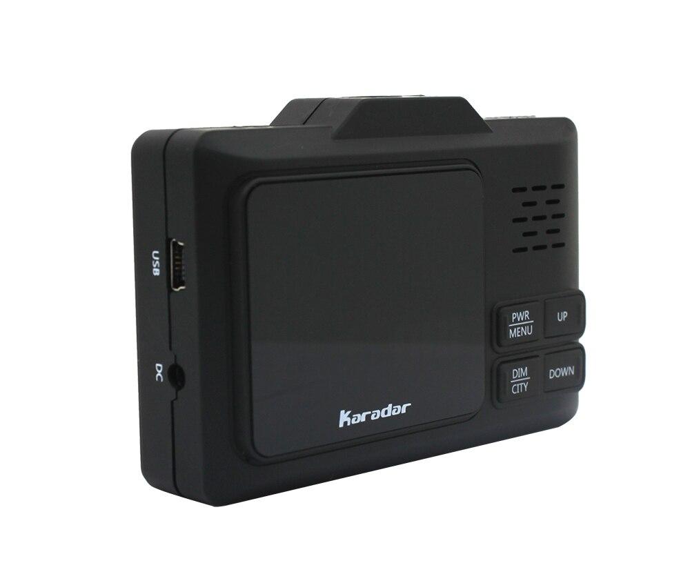 2019 KARADAR GPS combiné Radar détecteur G-860STR Anti Radar voiture Radar détecteur Laser Radar détecteur voix Strelka voiture-détecteur - 3
