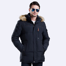 Hot Sale Long Winter Men Clothing Outwear Casual Jacket And Cotton Parkas Male Big Napapijri Coa