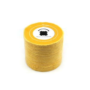 Image 5 - 1 piece 120*100*19mm + 4 Groove, Cotton Cloth Polishing Buffing Wheel for Metal Finishing