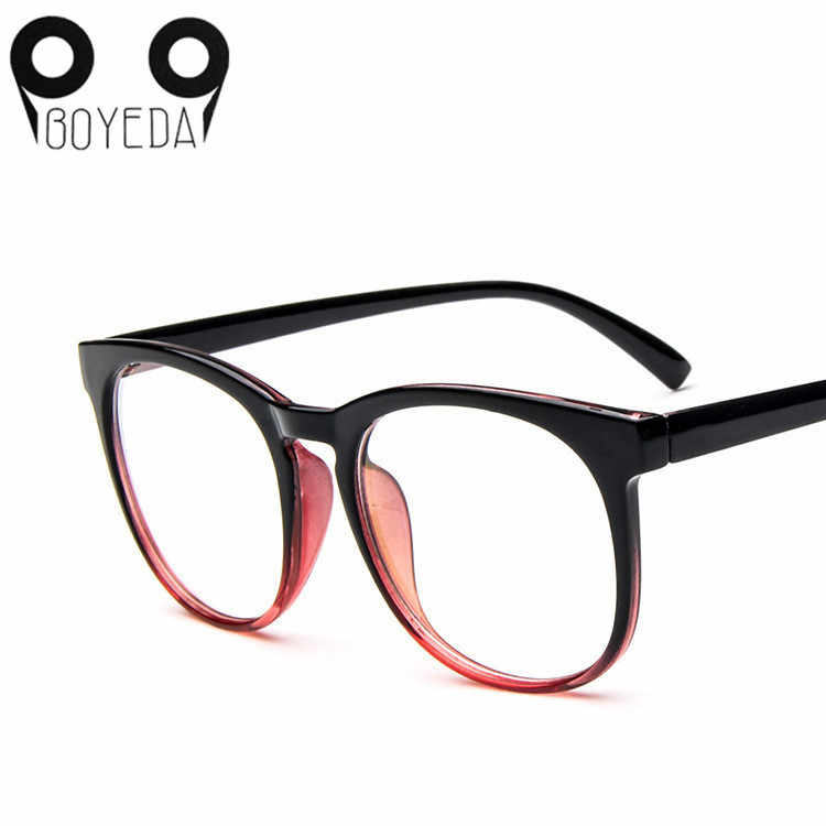 4689af8c248 Detail Feedback Questions about BOYEDA New Women s Optical Glasses Frame  for Eyewear Eyeglasses Vintage Men Women Myopia Eye Glasses Frame Computer  Clear ...