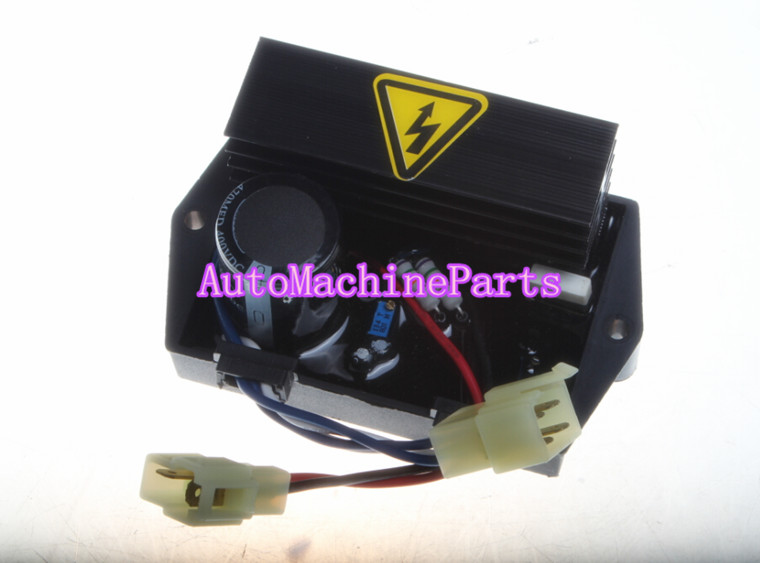 GFC9-1A4G Automatic Voltage Regulator Single Phase Gasoline Generator Parts For GTDK