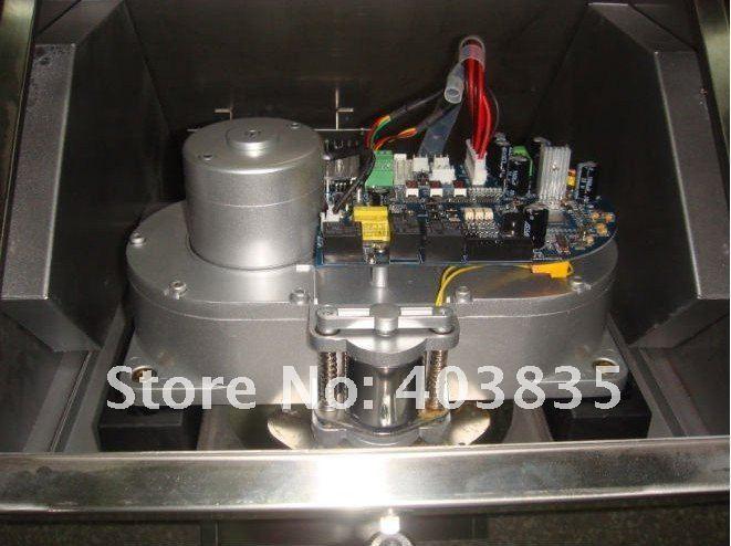 Állvány fordító mechanizmusú motor, motorral, állvány - Biztonság és védelem - Fénykép 2