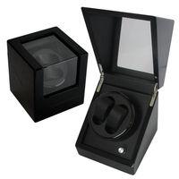 High end Watch Winder Watch Box Wooden Jewelry Box Gift Display Case Storage Box