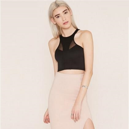 High Quality!Free Shipping.Fashion Concise Sporting Woman Camis,Street Style Slim Figure Under Tops,Leisure I-shaped Vest,H23