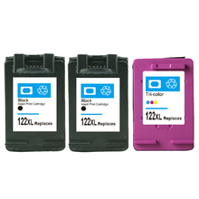 Для HP 122 картридж 122 Deskjet 1000 1050 1510 2050 1050A 2000 2050A 2540 3000 3050 3050A принтер для HP 122 122xl картридж