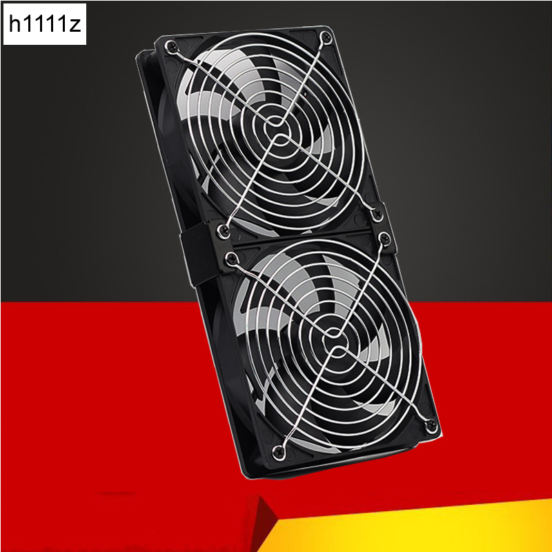 New <font><b>12CM</b></font> <font><b>FAN</b></font> <font><b>PWM</b></font> Most Powerful for Bitcoin Mining 120mm DC 12V 3500RPM 85CFM For BTC Miner Bitcoin Asic S7 S9 Server Cooling <font><b>Fan</b></font> image