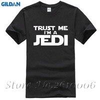 Trust Me Im A Jedi T Shirt Funny Mens Womens Xmas Christmas Gift Present Summer O