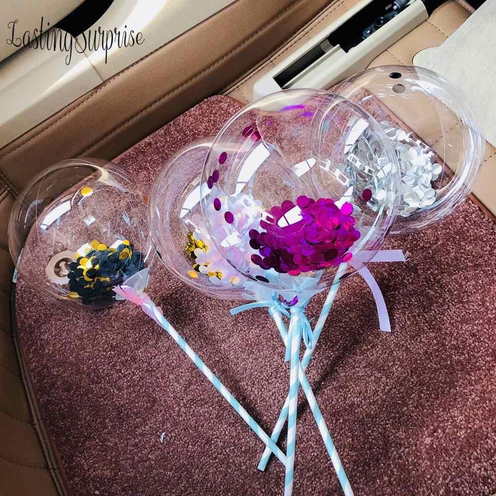 Clips DIY Acessórios Balão de Aniversário de Casamento Suprimentos Clipe de Vedação Balões Flor Garland Favor Do Chuveiro de Bebê De Natal