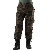 Durable Men Pants Hunting Hiking Camouflage Military Tactical Pant Combat Militar Airsoft Outdoor Jungle Digital Camo Trousers
