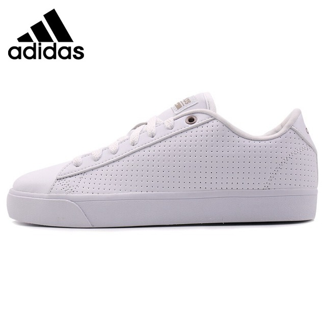 buy online 64cfd b0c82 Original New Arrival 2018 Adidas NEO Label DAILY QT CLEAN Womens  Skateboarding Shoes Sneakers