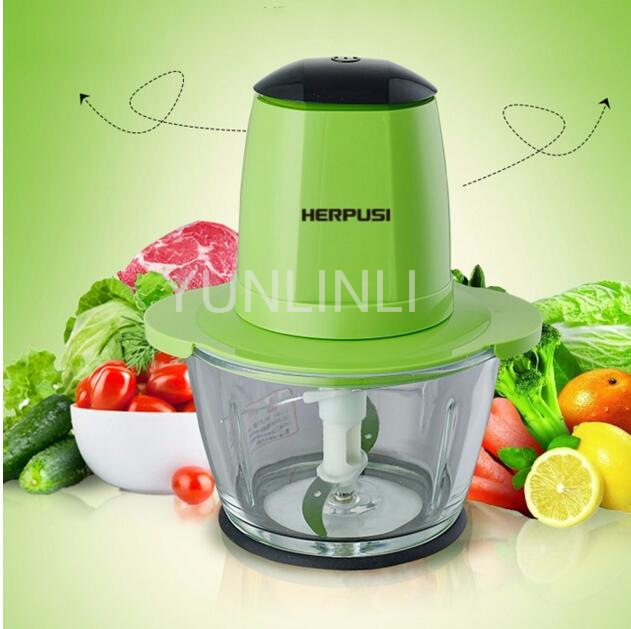 1.2L Household Electric Meat Grinder Multifunction Meat Blender Food Mixing Machine Meat Grinders HC-202