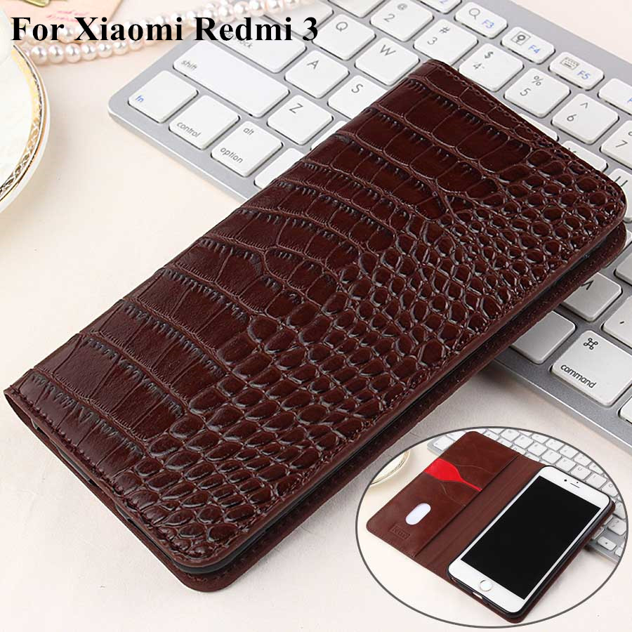 For Xiaomi redmi 3 case Cover Luxury Leather Case For Xiaomi Redmi3 Mobile Phone Case Accessories Luxury Wallet Flip Cover