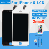 Factory Outlet Quality AAA Screen For IPhone 6 Lcd Screen Replacement Touch Display Digitizer Assembly Free