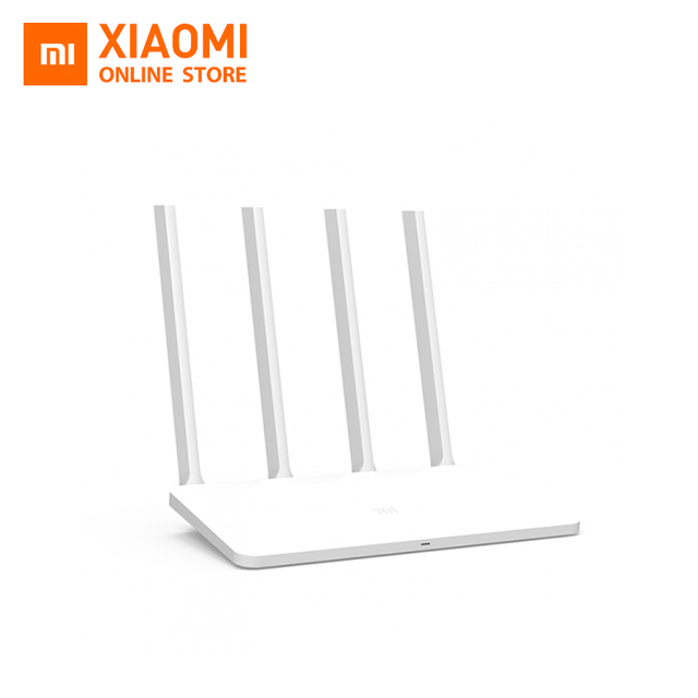 סנסציוני Original Xiaomi Mi Router 3 English Version 4 Antennas WiFi JN-33