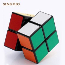 2019 New Frosted Magic Cube 2x2x2 Smooth neo magic Cube Professional Competition Speed Cubo Puzzle 2