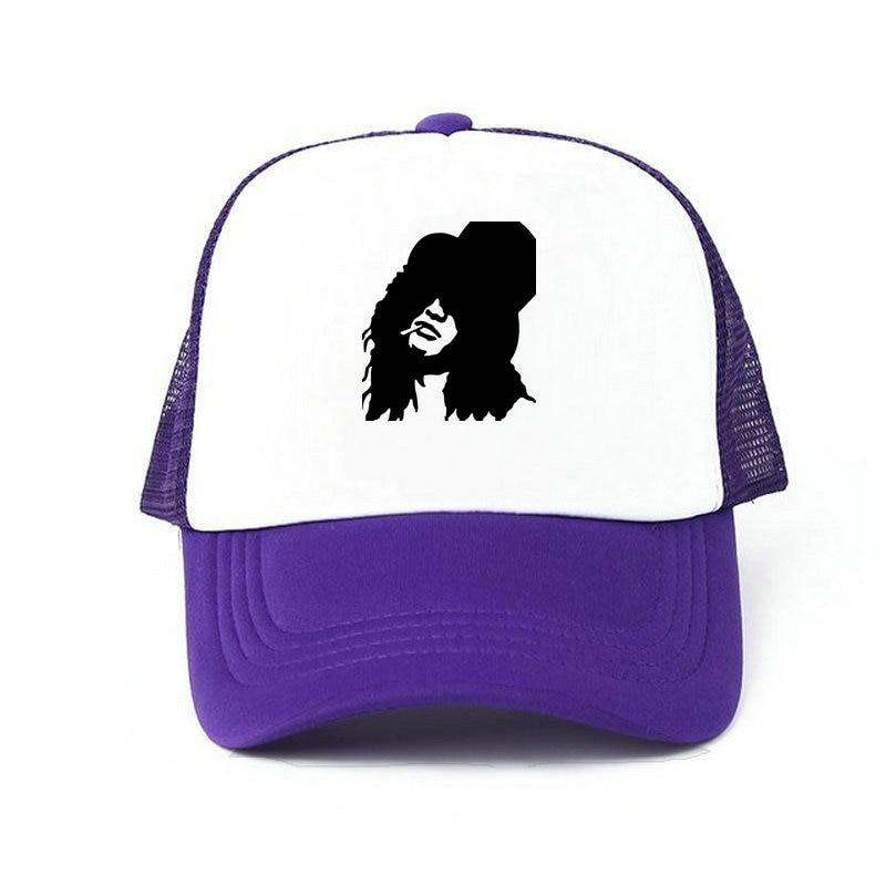 black trucker hat YY44912