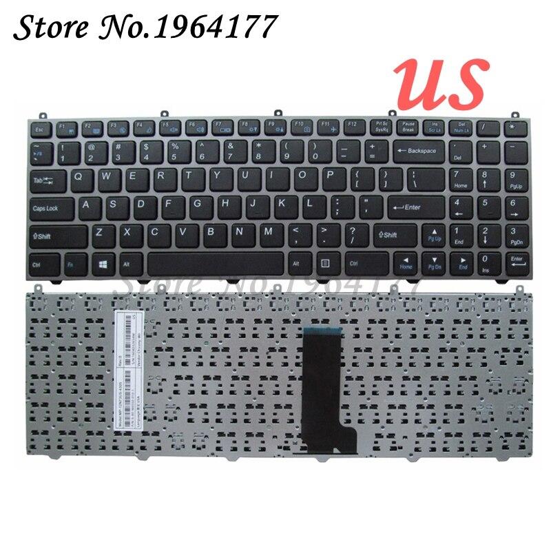 NOUVEAU clavier Anglais pour Clevo pour HASEE K5-I78172D1 CW65S K680E CW65S02 CW65S07 K610C I7 D1 I5 D2 K590C K650CNOUVEAU clavier Anglais pour Clevo pour HASEE K5-I78172D1 CW65S K680E CW65S02 CW65S07 K610C I7 D1 I5 D2 K590C K650C