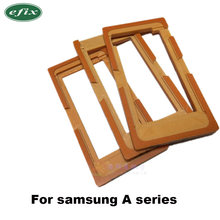 1pcs LOCA Screen Mould Holder For LCD Touch Screen Refurbishment Glueing Mold Outer Glass Repair For SAMSUNG S1 S2 S3 S4 S5 S6(China)