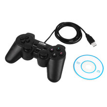 Wired USB Gamepad Game Gaming Controller Joypad Control Wired Game Controller for PC Computer
